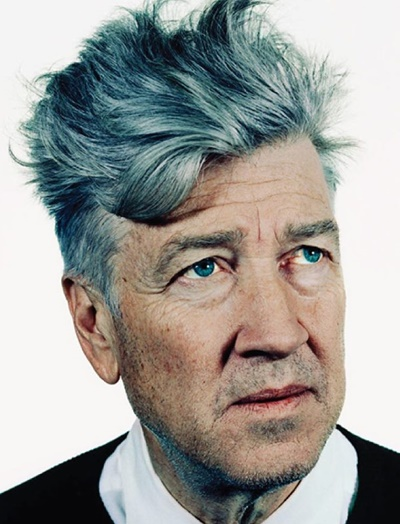 David Lynch Messy Hairstyle