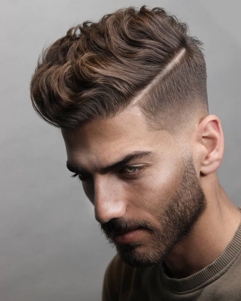 50 Short On Sides Long On Top Haircuts For Men Man Haircuts
