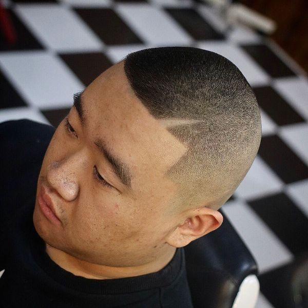 Bald Fade Juice Haircut