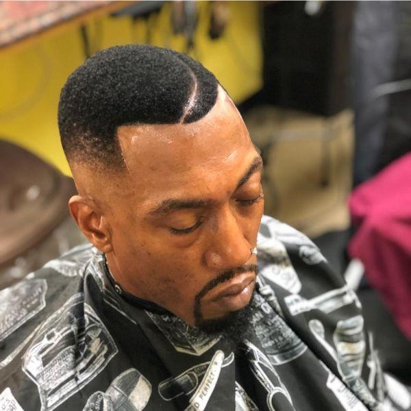 Buzz-style Juice Fade Haircut