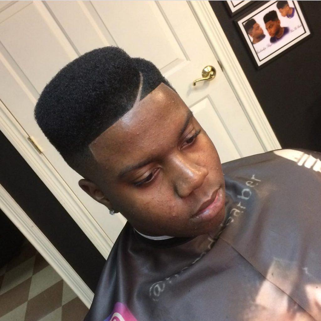 Clean Cut Hi-Top Juice Box Fade Haircut