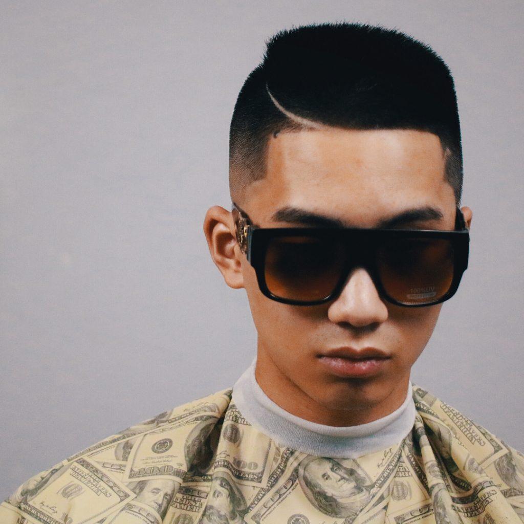 Sharp Juice Box Fade Haircut