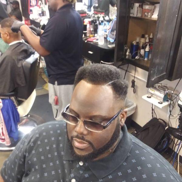 Short Juice Box Fade Haircut