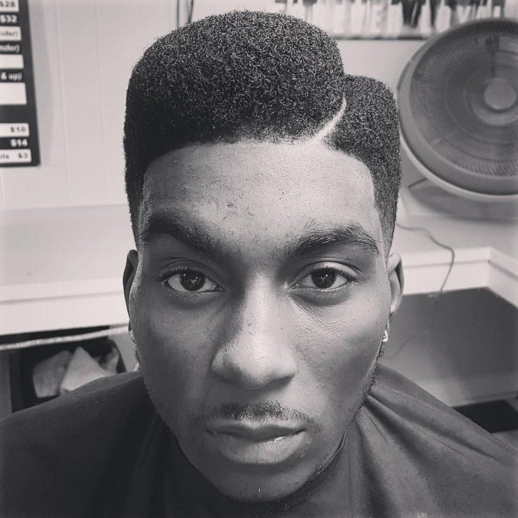 Smooth Hi-Top Juice Fade Haircut