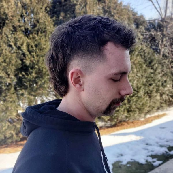 100 Mullet Haircuts For Men With Specific Pictures And Captions