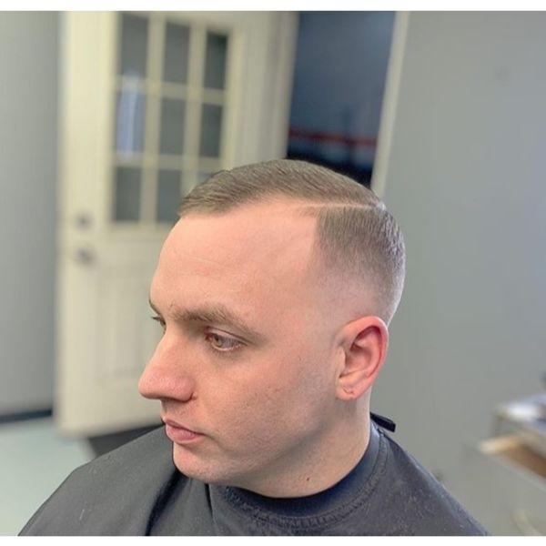 Bald Fade Cut