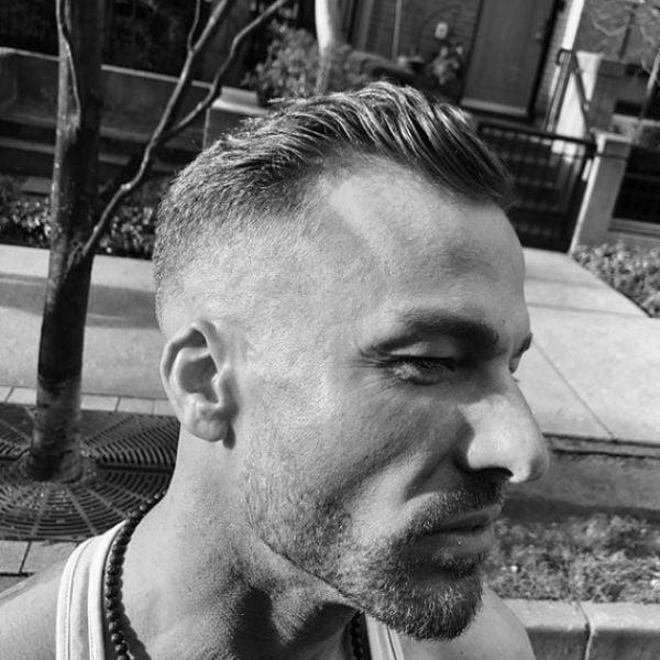 Fade Cut Shave