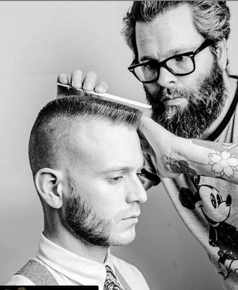 Flatop Men Haircuts