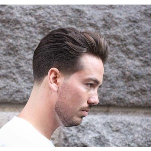 Fresh Taper Fade Haircut