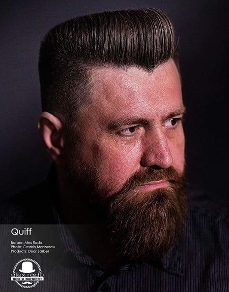 Quiff Men Haircuts