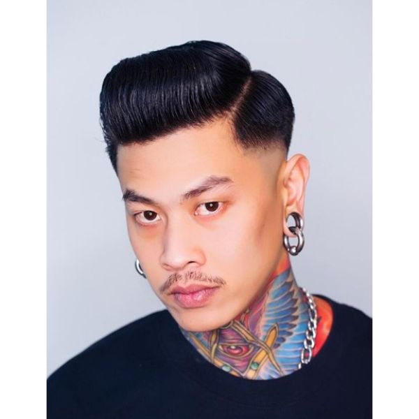 Scumbag Hairstyles for Asian Men