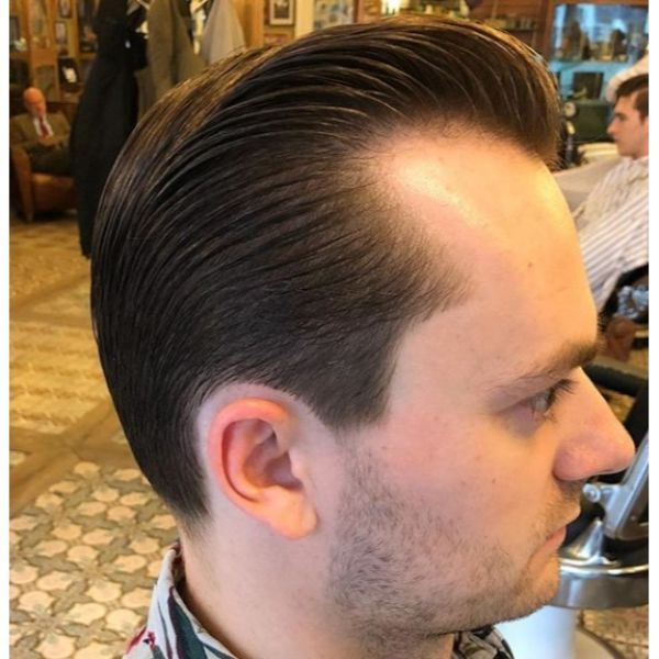 Smooth Long Trim Executive Contour