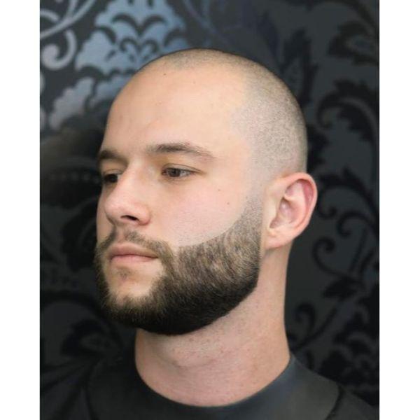 Bald Fade Buzz Cut