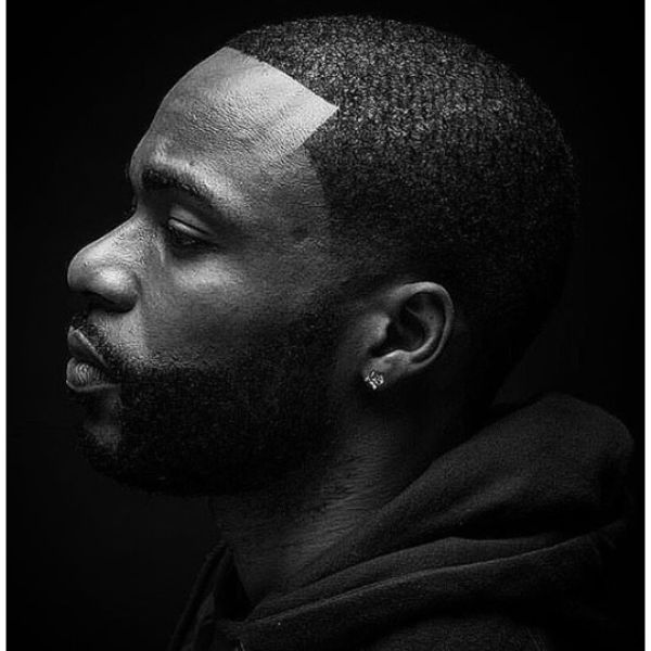 Crew Cut Hairstyles For Black Men