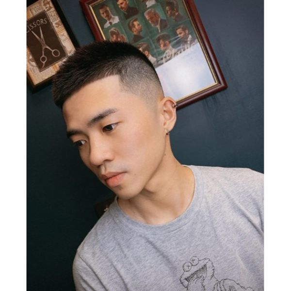 100 Short Haircuts For Men Who Want To Keep It Classy Man Haircuts