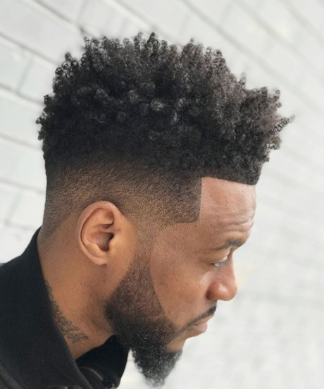 High Faded medium length hairstyles for men