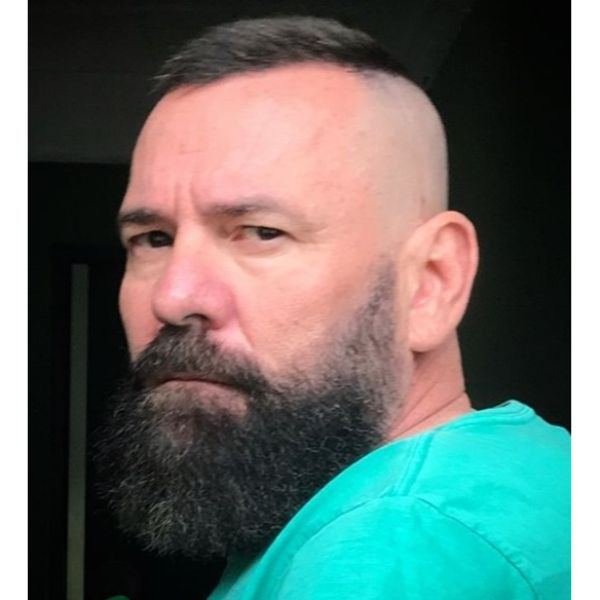 High and Tight Recon Short Haircuts For Men