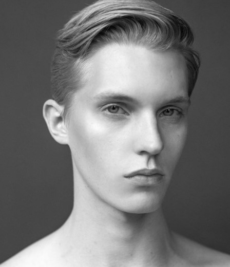 Sleek Moppy Top with Tapered Sides medium length hairstyles for men