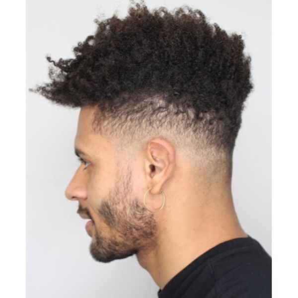 Soft Trimmed With Mid Fade