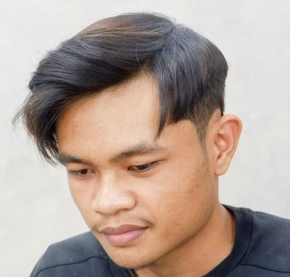 Soft Undercut medium length hairstyles for men