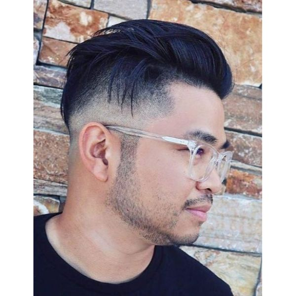 Tight Fade Undercut Hairstyles For Men