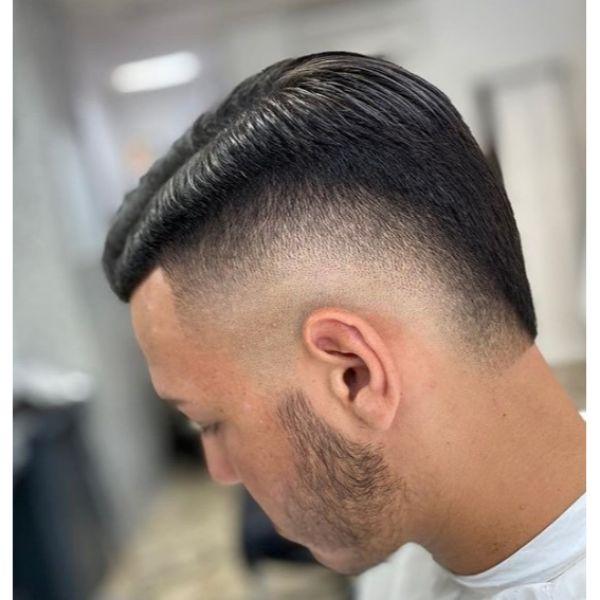 Ultra-short Mullet Cut Short Haircuts For Men