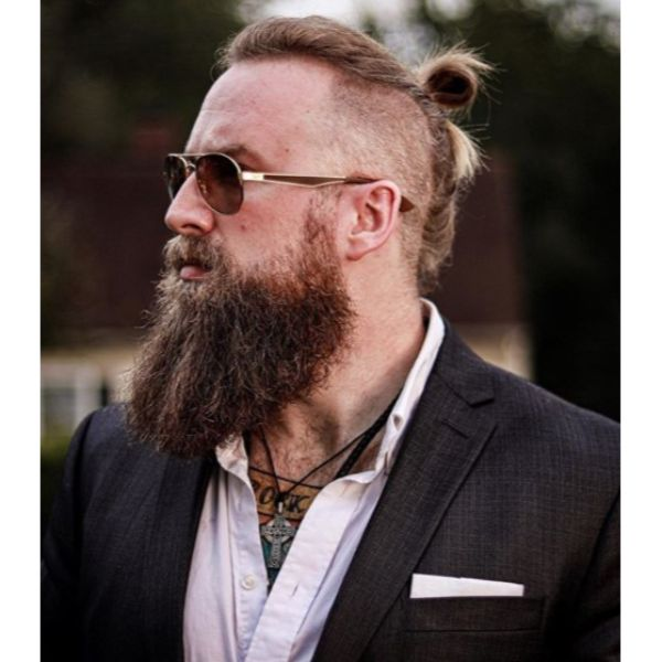 Business Viking Hairstyle