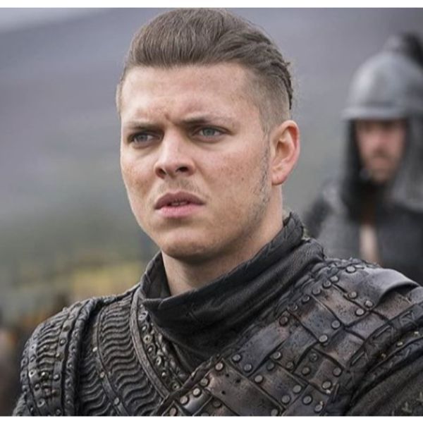 Disconnected Slicked Back Undercut Viking Hairstyles