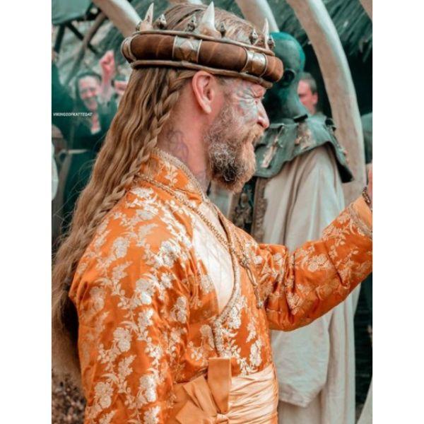 King Fine hiar Viking Hairstyle