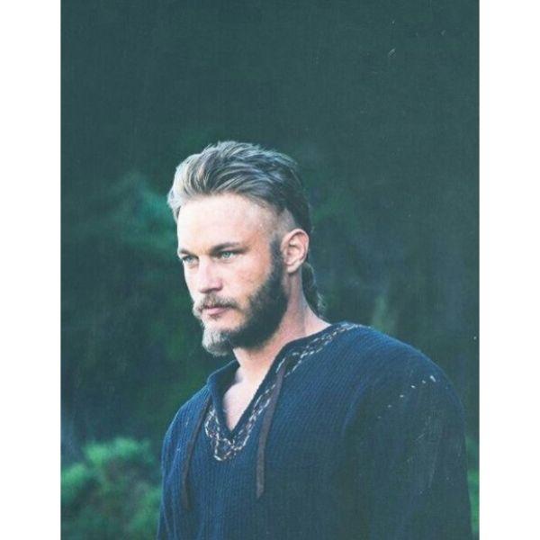 King Ragnar Viking Hairstyles