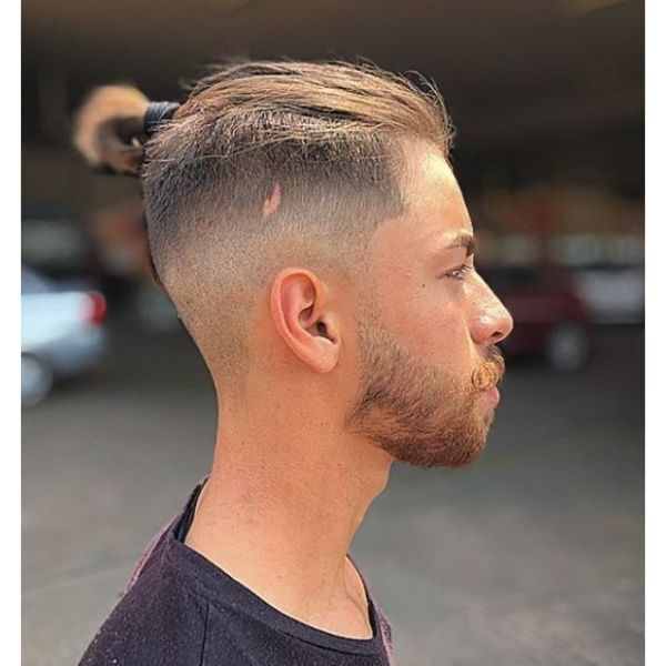 Crop Fade with High Fade