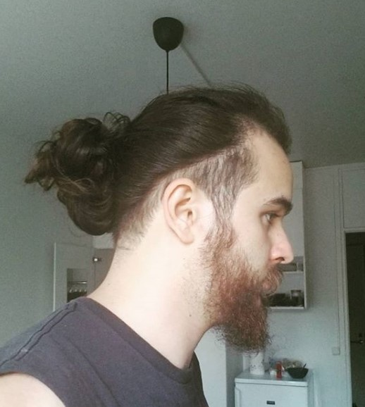Medium Messy Curly