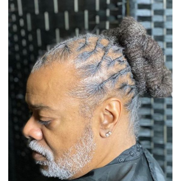 Twisted Dreadlocks Styles For Men dreadlock styles for men
