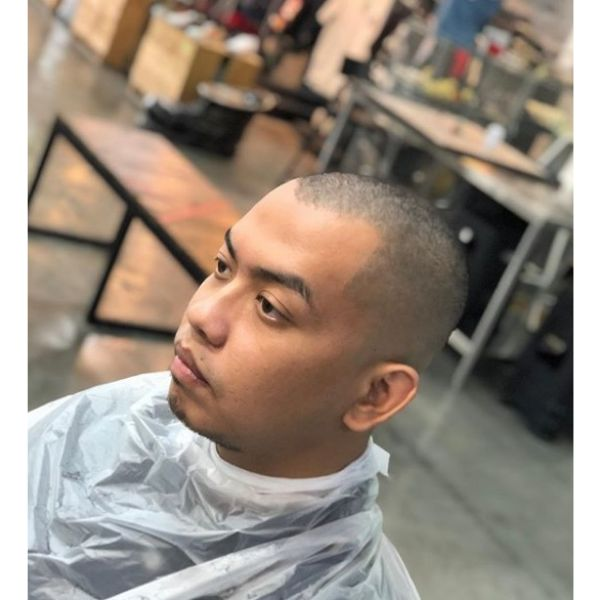 Classic Skin Fade Hairstyle