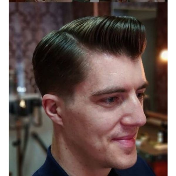 1950s Men S Hairstyles In Over 100 Options Man Haircuts