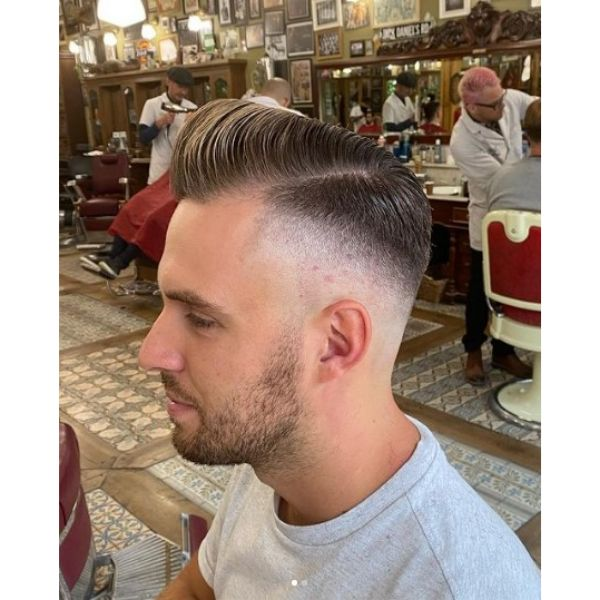 Scumbag Boogie 1950's Hairstyle 1950s mens hairstyles