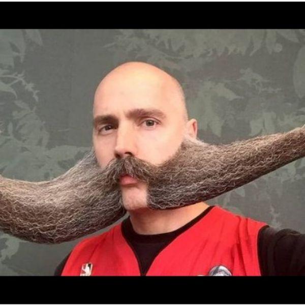 Unusual Long Split Beard - Shortcut
