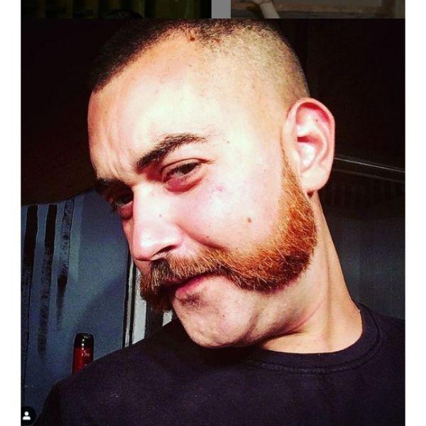 Handlebar Beard Shape