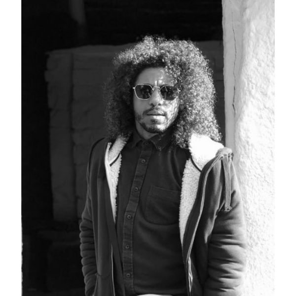 Lenny Kravitz Style Haircut