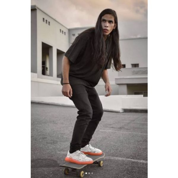 Extra Long Skater Hairstyles For Men