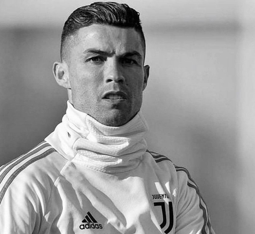 Smooth Undercut With Slick-back Top Cristiano Ronaldo Hairstyles