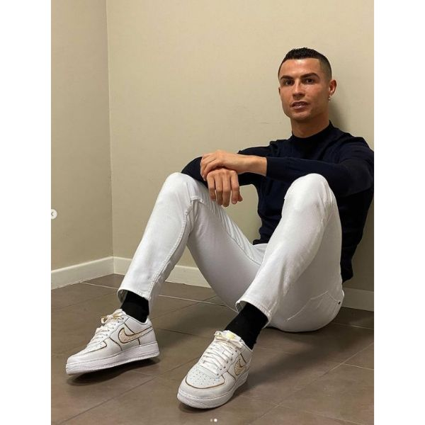 Textured Buzz Cut Cristiano Ronaldo Hairstyles