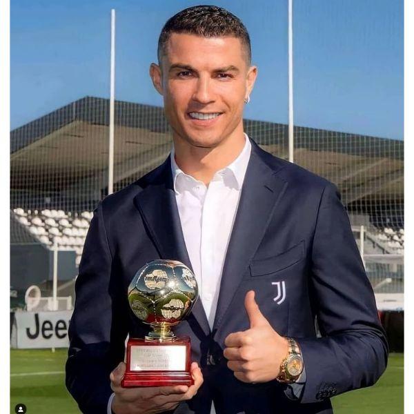 Zero Fade With Short Textured Top Cristiano Ronaldo Hairstyle